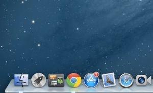 macのデスクトップ