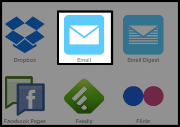 ifttt-rssfeed-to-mail