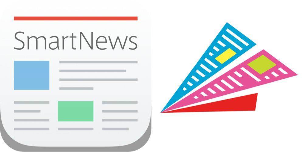 smartnewsとgunosy
