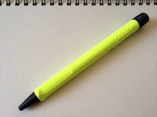 lamy-yellow
